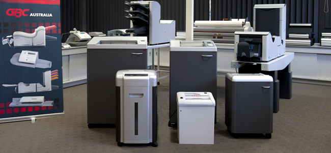 Office equipment gbc south australia about us - Gbc office products group ...