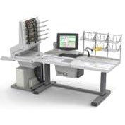 AS3690t Mail Extraction & Scanning Desk